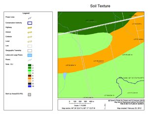 design layer soils mapping